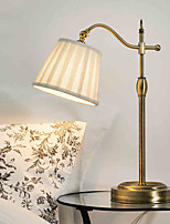 31-40 Antique Table Lamp , Feature for Decorative , with Electroplated Use On/Off Switch Switch