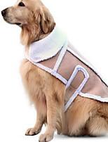 Hund Weste Hundekleidung Lässig/Alltäglich Massiv Khaki