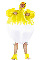 Inflatable Roasted Chicken Costume Halloween Party Fancy Costume Animal Costume For Adults Carnival Costume