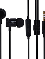 M900 Metal Ear Ear Stereo Earphone Game Headset Computer Headset Running Headset with Wheat Wire Control High Fidelity Monitor Headset