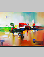 Hand-Painted Modern Abstract Oil Painting On Canvas Wall Art Pictures For Home Decoration Ready To Hang 60*90cm