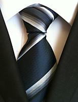 All Polyster Neck TieNeckwear Striped All Seasons W0040