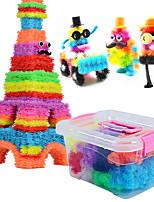 Набор для творчества Куклы Конструкторы 3D пазлы Обучающая игрушка Игрушки для изучения и экспериментов Экипаж Игры для взрослых Игры для