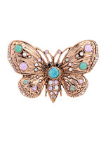 Women's Brooches Friendship Sideways Euramerican Alloy Jewelry For Wedding Party Event/Party