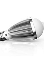 9W E26/E27 Ampoules LED Intelligentes G60 18 SMD 5630 880 lm Blanc Chaud Blanc Froid Capteur Décorative V 1 pièce