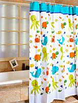 Moderní Hedvábí  -  Vysoká kvalita Koupelnové závěsy