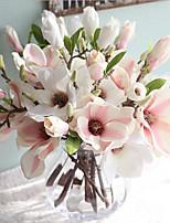 1 Филиал Шелк Магнолия Искусственные Цветы