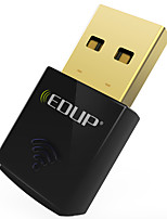 Edup usb wireless wifi adapter 300mbps wirless placa de rede wifi dongle mini ep-n1557