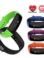 Women's Men's Smart Band Blood Pressure Heart Rate Monitor Bracelet Sports Fitness Smartband Watch