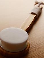 Escova de Banho Madeira Ducha Caddies banho