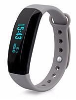 Pulseira InteligenteCalorias Queimadas Pedômetros Tora de Exercicio Esportivo Câmera Monitor de Batimento Cardíaco Sensível ao Toque
