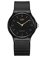 Casio Жен. Муж. Для пары Универсальные Спортивные часы Модные часы Наручные часы Японский Кварцевый Защита от влаги Pезина ГруппаCool