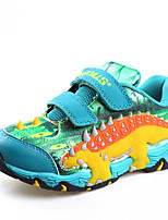 Boys' Sneakers Comfort Leather Fall Winter Casual Shoes Children Sneaker Kids Dinosaur 3D Shoes