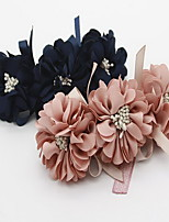 Collar DIY Supplies Foldable Adjustable Flower/Floral Lace Fabric