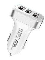 Cat Fast Charge Other 3 USB Ports Charger Only DC 5V/2.1A