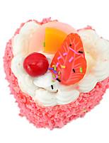 Toy Foods Heart-Shaped PVC PU (Polyurethane) Unisex