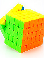 Smooth Speed Cube Stress Relievers Magic Cube Educational Toy Smooth Sticker Anti-pop Adjustable spring PVC ABS