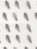 Animals Feather Wall Stickers Vinyl Plumage DIY Wall Decals Adesivo De Parede Lovely Feather Sticker Home Decor For Family Kids Room