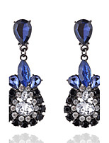 Women's Drop Earrings Acrylic Floral Alloy Drop Jewelry For Party Daily Casual Stage Party/Cocktail