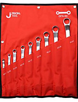 Jieke 15 Pieces Of Double Dumb Wrench Sets / 1 Set