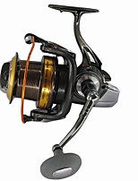 1000Size Surf  Fishing Reel Spinning Reels 4.61  13 Ball Bearings Exchangable Sea Fishing Bait Casting Spinning Jigging Fishing
