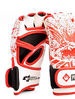 Boxing Gloves for Boxing Fingerless Gloves Protective PU