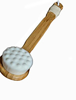 Bath Brush Carbon Fiber Wood Shower Bath Caddies