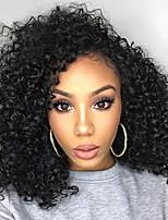 Novo estilo 130% densidade peruca de cabelo preto e branco com pernas de cabelo preto de alta qualidade cabelo humano cabelo de cabelo