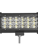 54W-Row 5400LM Flood Spot del Fascio Led Work Light Bar Offroad Led Driving Lampada 12 v 24 v per Camion SUV ATV 4x4 4WD Led Bar