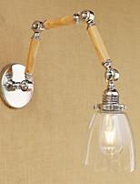 Ac 110-130 ac 220-240 60 e26 / e27 land retro electroplated functie voor swing arm oogbeveiliging arm lichten