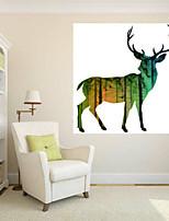 Art Print Animal Modern One Panel Horizontal Print Wall Decor For Home Decoration