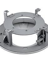 Hikvision® ds-1227zj suporte de montagem no tecto para câmera de dome (liga de alumínio) capacidade de carga é de 4,5 kg