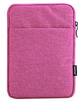 Para maçã ipad pro 9.7 '' air 1 2 capa capa capa resistente ao choque corpo completo cor sólida têxtil macio