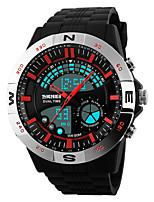 SKMEI® 1110 Men's Woman Watch Outdoor Sports Multi - Function Watch Waterproof Sports Electronic Watches 50 Meters Waterproof