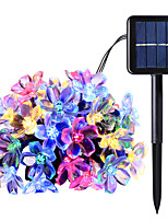 1PCS 2W RGB 360LM Led Solar  String Light