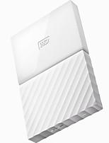 Wd wdbynn0020bwt-cesn 2tb 2,5 pouces flash blanc disque dur externe usb3.0