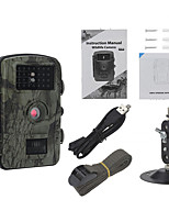 Caméra de piste de chasse / Caméra de scoutisme 640x480 940nm 3mm CMOS Couleur 12MP 4032x3024