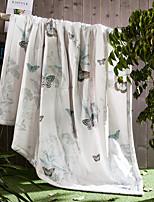 Yuxin®tencel ar condicionado quilt verão fino núcleo han xiang seda verão conjunto de cama de colcha legal