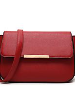 L.WEST Women's Small Box Shoulder Bag