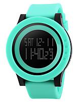 Reloj Smart Resistente al Agua Deportes Múltiples Funciones Reloj Cronómetro Despertador Dos Husos Horarios Cronógrafo Calendario OtherNo