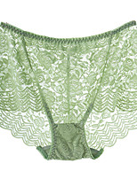 Lace Shorties & Boyshorts Panties Briefs  Underwear,Cotton Polyester