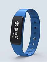 Women's Fashion Watch Digital Silicone Band Blue Red