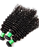 8a индийские remy человеческие волосы кудрявый тип 3pieces 300g много unprocessed индийские виргинские волосы ткут естественный черный