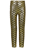 Unisex Animal Print Pants-Polyester Nylon All Seasons