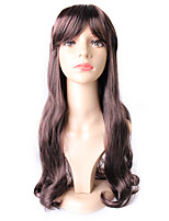 Fashion Style Ombre 2-33 Synthetic Wigs 2 Tone Ombre Color Capless Wig