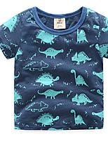 Baby 2017 Summer Wear Short Sleeve T-Shirt New Boy Children's Cartoon Coat Boys clothes