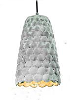 Подвесные лампы ,  Современный Традиционный/классический Живопись Особенность for Мини МеталлГостиная Спальня Столовая Кабинет/Офис