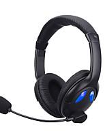 Soyto sy760mv lichtgevende koptelefoon stereo gaming koptelefoon bedrade headset auriculares opklapbare koptelefoon audifonos met