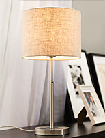 31-40 Modern/Contemporary Rustic/Lodge Table Lamp , Feature for Decorative Ambient Lamps Luminous , with Electroplated Use On/Off Switch