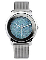 Women's Fashion Watch Quartz Automatic self-winding Alloy Band Silver